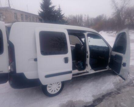 Білий Рено Кенгу пас., об'ємом двигуна 1.9 л та пробігом 10 тис. км за 4000 $, фото 1 на Automoto.ua