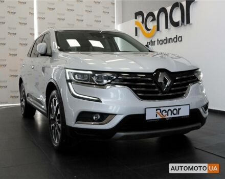 купити нове авто Рено Колеос 2020 року від офіційного дилера Європа Плюс Рено фото