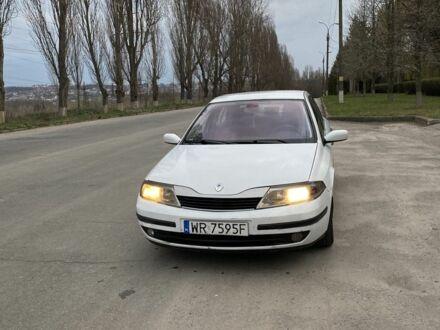 Белый Рено Лагуна, объемом двигателя 1.9 л и пробегом 1 тыс. км за 1400 $, фото 1 на Automoto.ua