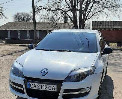 Белый Рено Лагуна, объемом двигателя 2 л и пробегом 267 тыс. км за 10999 $, фото 1 на Automoto.ua
