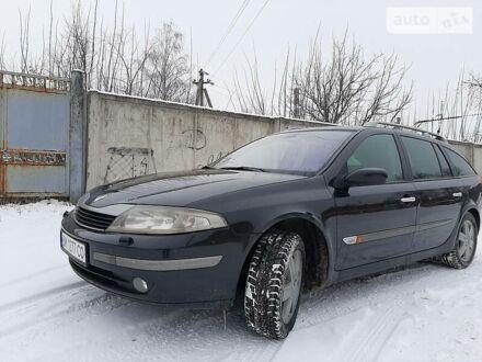 Чорний Рено Лагуна, об'ємом двигуна 0 л та пробігом 224 тис. км за 6000 $, фото 1 на Automoto.ua