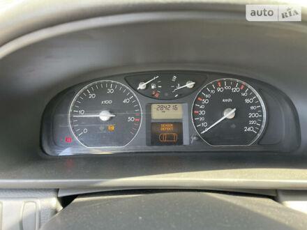 Черный Рено Лагуна, объемом двигателя 2.2 л и пробегом 284 тыс. км за 4000 $, фото 1 на Automoto.ua
