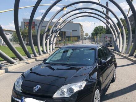 Черный Рено Лагуна, объемом двигателя 1.5 л и пробегом 187 тыс. км за 7200 $, фото 1 на Automoto.ua
