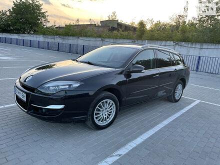Черный Рено Лагуна, объемом двигателя 1.5 л и пробегом 167 тыс. км за 8700 $, фото 1 на Automoto.ua