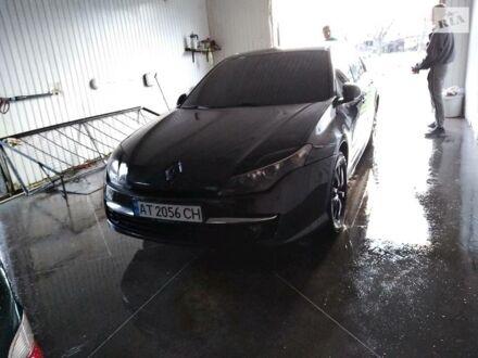 Черный Рено Лагуна, объемом двигателя 1.5 л и пробегом 225 тыс. км за 6000 $, фото 1 на Automoto.ua