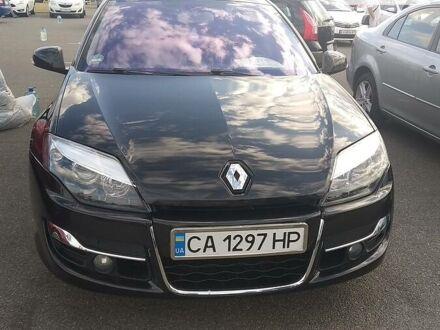 Чорний Рено Лагуна, об'ємом двигуна 1.5 л та пробігом 216 тис. км за 9000 $, фото 1 на Automoto.ua