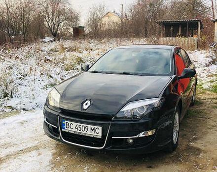 Черный Рено Лагуна, объемом двигателя 1.5 л и пробегом 218 тыс. км за 7650 $, фото 1 на Automoto.ua