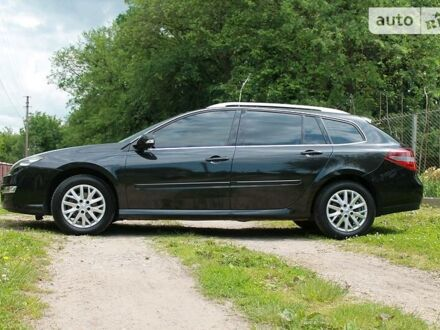 Черный Рено Лагуна, объемом двигателя 0 л и пробегом 209 тыс. км за 9200 $, фото 1 на Automoto.ua