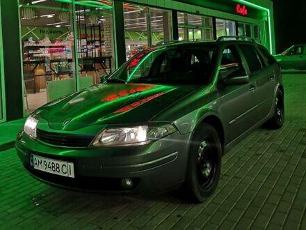 Сірий Рено Лагуна, об'ємом двигуна 1.8 л та пробігом 360 тис. км за 5200 $, фото 1 на Automoto.ua