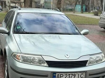 Серый Рено Лагуна, объемом двигателя 1.8 л и пробегом 240 тыс. км за 5000 $, фото 1 на Automoto.ua