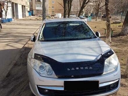 Сірий Рено Лагуна, об'ємом двигуна 2 л та пробігом 208 тис. км за 7300 $, фото 1 на Automoto.ua