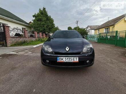 Серый Рено Лагуна, объемом двигателя 1.5 л и пробегом 225 тыс. км за 6800 $, фото 1 на Automoto.ua