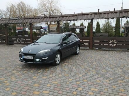 Сірий Рено Лагуна, об'ємом двигуна 2 л та пробігом 180 тис. км за 9100 $, фото 1 на Automoto.ua