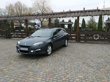Серый Рено Лагуна, объемом двигателя 2 л и пробегом 190 тыс. км за 9200 $, фото 1 на Automoto.ua