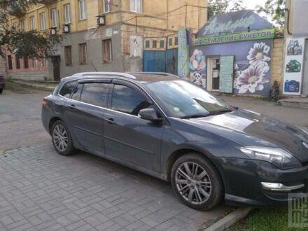 Сірий Рено Лагуна, об'ємом двигуна 1.5 л та пробігом 1 тис. км за 11800 $, фото 1 на Automoto.ua