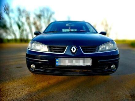 Синій Рено Лагуна, об'ємом двигуна 1.9 л та пробігом 320 тис. км за 6100 $, фото 1 на Automoto.ua