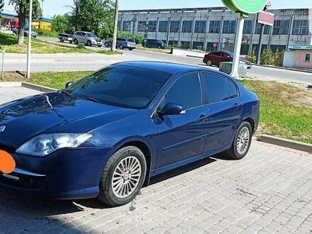 Синій Рено Лагуна, об'ємом двигуна 2 л та пробігом 220 тис. км за 7500 $, фото 1 на Automoto.ua