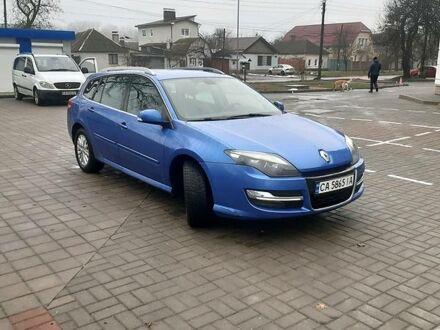 Синій Рено Лагуна, об'ємом двигуна 1.5 л та пробігом 146 тис. км за 9200 $, фото 1 на Automoto.ua