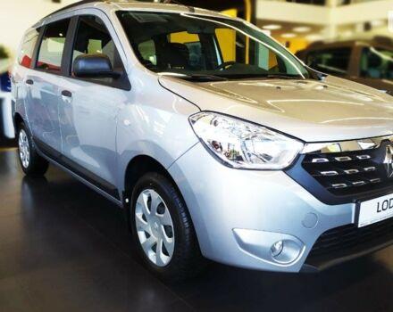 купити нове авто Рено Лоджі 2021 року від офіційного дилера АВТОГРУП Кропивницкий Рено фото