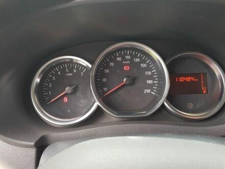 Серый Рено Лоджи, объемом двигателя 1.5 л и пробегом 100 тыс. км за 14000 $, фото 1 на Automoto.ua
