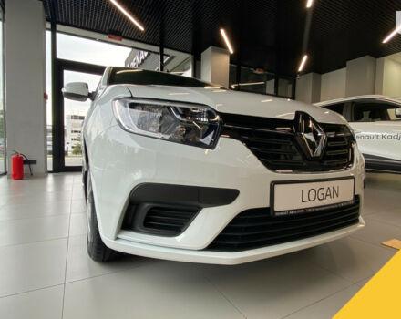 купити нове авто Рено Логан 2021 року від офіційного дилера Автоцентр Rеnault ТОВ «Авто Груп+» Суворовський» Рено фото