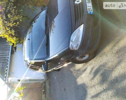 Серый Рено Логан, объемом двигателя 1.6 л и пробегом 197 тыс. км за 5200 $, фото 1 на Automoto.ua