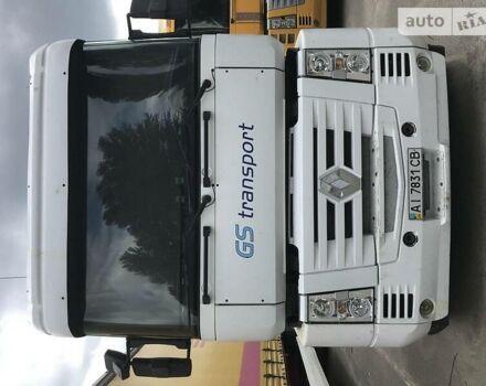 Белый Рено Магнум, объемом двигателя 12 л и пробегом 1 тыс. км за 7500 $, фото 1 на Automoto.ua