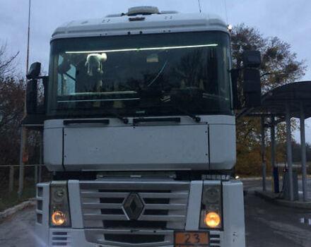 Белый Рено Магнум, объемом двигателя 13 л и пробегом 1 тыс. км за 9500 $, фото 1 на Automoto.ua