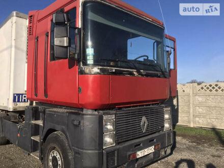 Красный Рено Магнум, объемом двигателя 0 л и пробегом 900 тыс. км за 5000 $, фото 1 на Automoto.ua