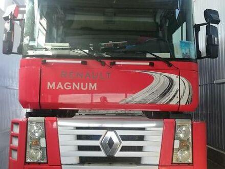 Красный Рено Магнум, объемом двигателя 13 л и пробегом 950 тыс. км за 16500 $, фото 1 на Automoto.ua
