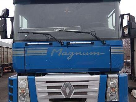 Синий Рено Магнум, объемом двигателя 12 л и пробегом 111 тыс. км за 13500 $, фото 1 на Automoto.ua