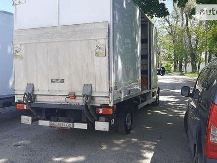 Белый Рено Мастер груз., объемом двигателя 2.3 л и пробегом 238 тыс. км за 18100 $, фото 1 на Automoto.ua