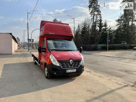 Червоний Рено Майстер вант., об'ємом двигуна 2.3 л та пробігом 3 тис. км за 13500 $, фото 1 на Automoto.ua