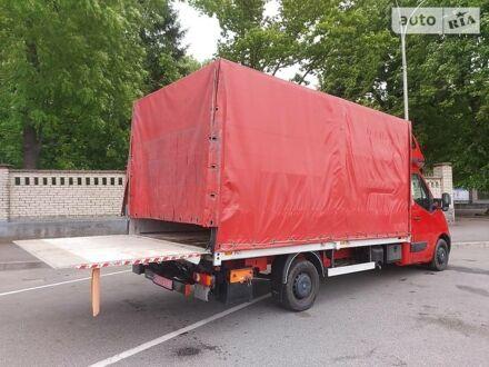 Червоний Рено Майстер вант., об'ємом двигуна 0 л та пробігом 350 тис. км за 15000 $, фото 1 на Automoto.ua