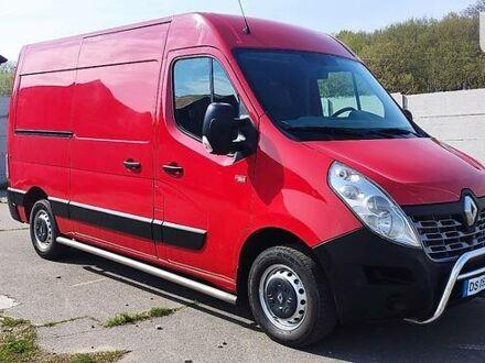 Красный Рено Мастер груз., объемом двигателя 0 л и пробегом 159 тыс. км за 15200 $, фото 1 на Automoto.ua