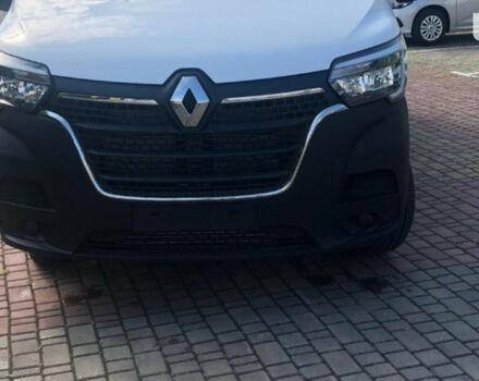 купить новое авто Рено Мастер груз. 2021 года от официального дилера ТзОВ Луцьк-Експо Рено фото