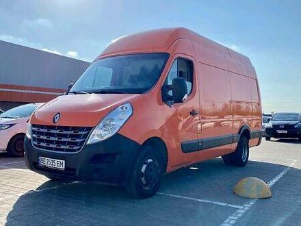 Оранжевый Рено Мастер груз., объемом двигателя 2.3 л и пробегом 205 тыс. км за 15000 $, фото 1 на Automoto.ua