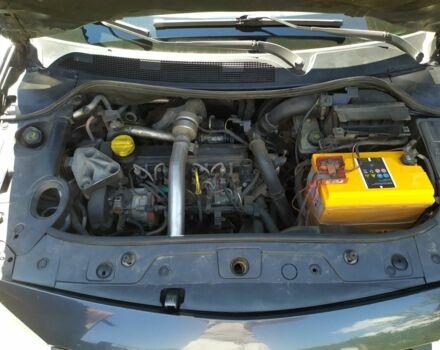 Чорний Рено Меган, об'ємом двигуна 1.5 л та пробігом 225 тис. км за 4500 $, фото 1 на Automoto.ua