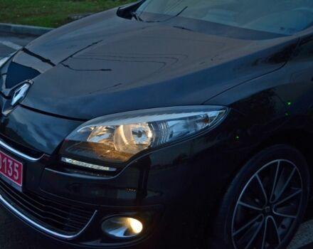 Чорний Рено Меган, об'ємом двигуна 1.5 л та пробігом 198 тис. км за 8500 $, фото 1 на Automoto.ua