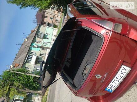 Красный Рено Меган, объемом двигателя 1.5 л и пробегом 249 тыс. км за 5500 $, фото 1 на Automoto.ua