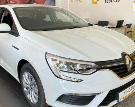 купити нове авто Рено Меган 2020 року від офіційного дилера Renault Центр Херсон Рено фото