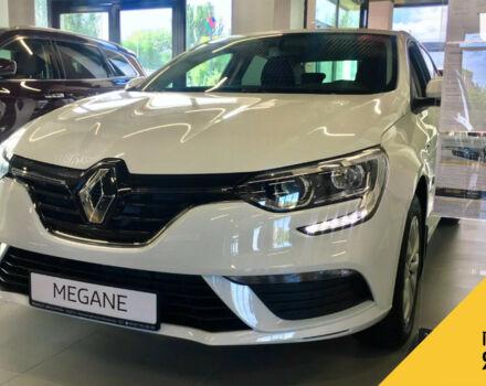 купити нове авто Рено Меган 2020 року від офіційного дилера Автоцентр Rеnault ТОВ «Авто Груп+» Суворовський» Рено фото