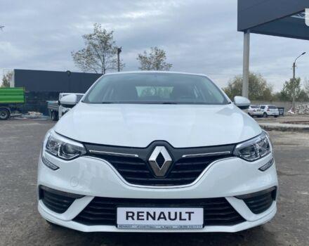 купити нове авто Рено Меган 2020 року від офіційного дилера Renault Соллі Плюс Рено фото