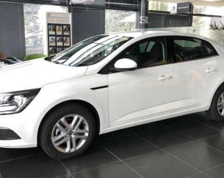 купити нове авто Рено Меган 2020 року від офіційного дилера ООО«Торговый дом «Фаворит – Авто» Рено фото