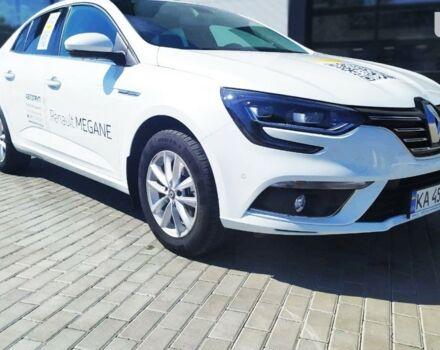 купити нове авто Рено Меган 2020 року від офіційного дилера АВТОГРУП Кропивницкий Рено фото