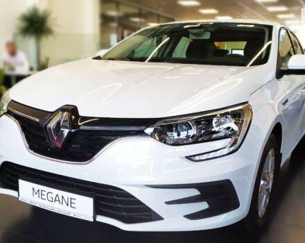 купити нове авто Рено Меган 2021 року від офіційного дилера АВТОГРУП Кропивницкий Рено фото