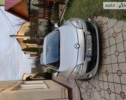 Серый Рено Меган, объемом двигателя 1.5 л и пробегом 234 тыс. км за 7100 $, фото 1 на Automoto.ua