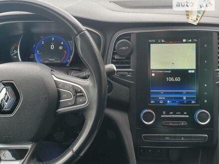 Сірий Рено Меган, об'ємом двигуна 1.5 л та пробігом 177 тис. км за 12499 $, фото 1 на Automoto.ua
