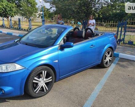 Синий Рено Меган, объемом двигателя 1.9 л и пробегом 285 тыс. км за 5600 $, фото 1 на Automoto.ua