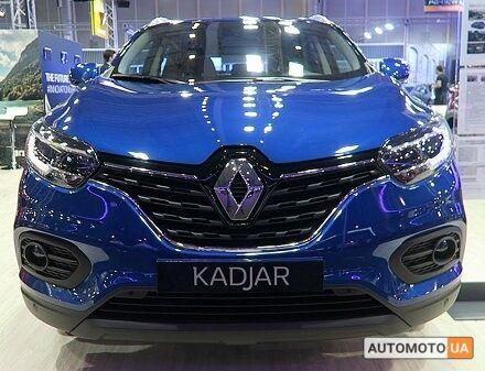 Рено Новый Каджар, объемом двигателя 1.2 л и пробегом 0 тыс. км за 22130 $, фото 1 на Automoto.ua